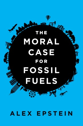 Moral Case for Fossil Fuels - Book Cover Image